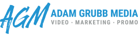 Adam Grubb Media light logo