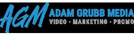 Adam Grubb Media light logo